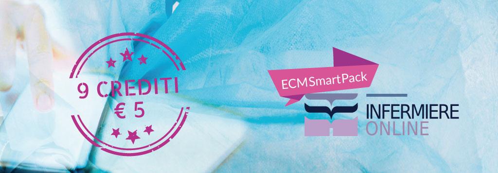 ECM-FAD-Corso-Infermieri-SmartPack-Nove Crediti-CinqueEuro-Medical Evidence
